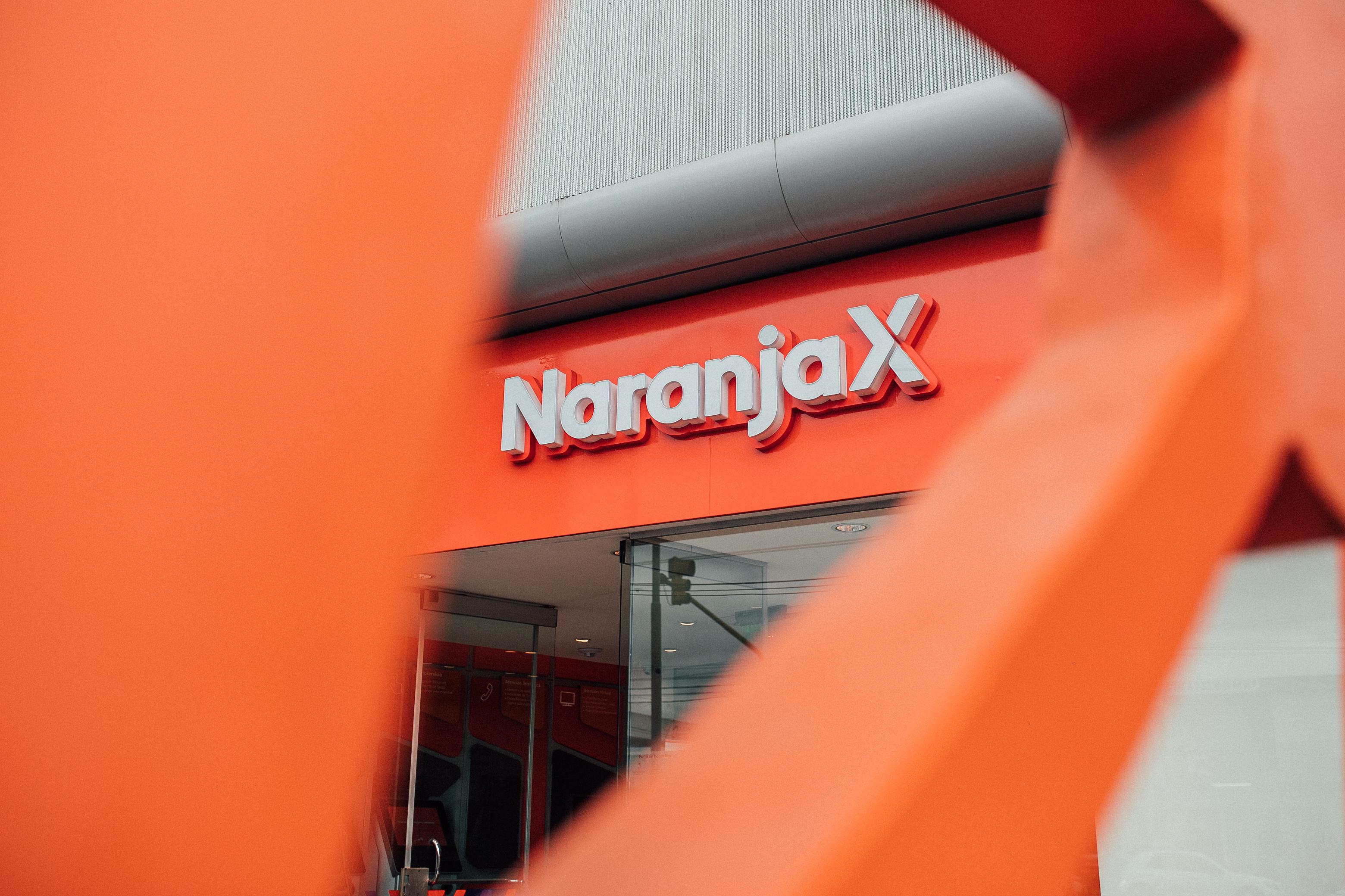 Rebranding con ecodiseño: así cambia la marca de Naranja X en sus sucursales de todo el país